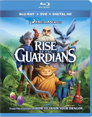 Rise of the Guardians 097361700847
