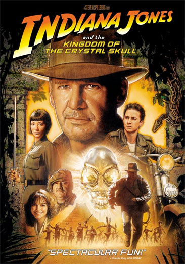 Indiana Jones and the Kingdom of the Crystal Skull 097363418641