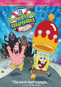 The SpongeBob Squarepants Movie 097363420941