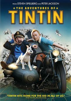 The Adventures of Tintin 097363501046