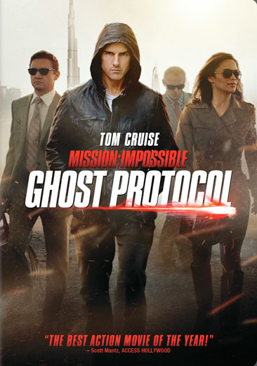 Mission: Impossible - Ghost Protocol 097363558842