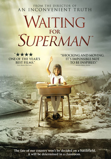 Waiting for 'Superman' 097363565048