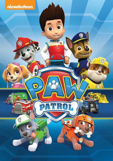 Paw Patrol 097368054349
