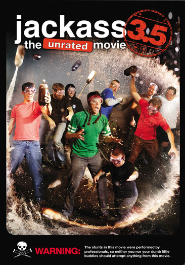 Jackass 3.5: The Unrated Movie 097368214842
