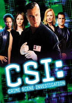 CSI: Crime Scene Investigation - Second Season 097368752849