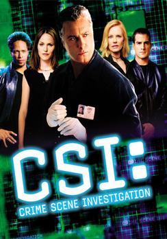 CSI: Crime Scene Investigation - Second Season 097368752849