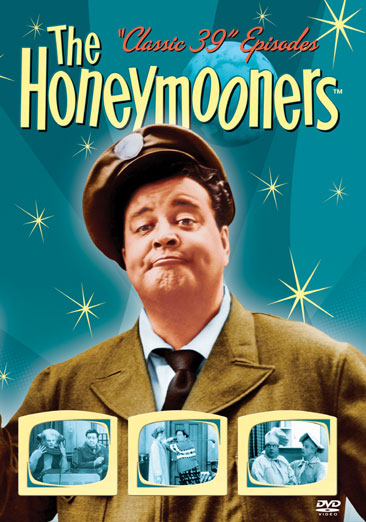 The Honeymooners: Classic 39 Episodes 097368792043