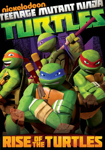 Teenage Mutant Ninja Turtles: Rise of the Turtles 097368804845