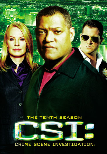 CSI: Crime Scene Investigation - The Tenth Season 097368946248