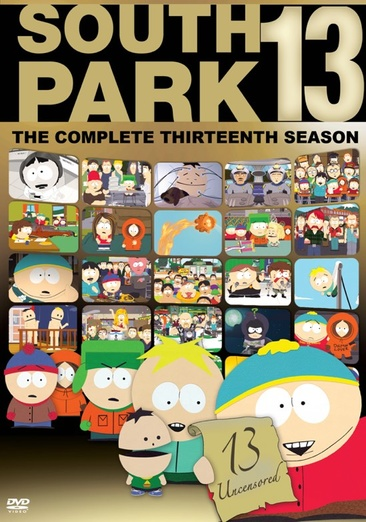 South Park: The Complete Thirteenth Season 097368952348