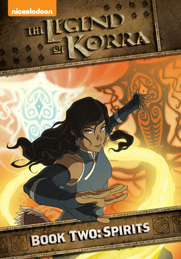 The Legend of Korra: Book Two Spirits 097368992344