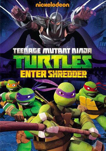Teenage Mutant Ninja Turtles: Enter Shredder 097368992542