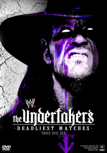 WWE: The Undertaker's Deadliest Matches 651191948321