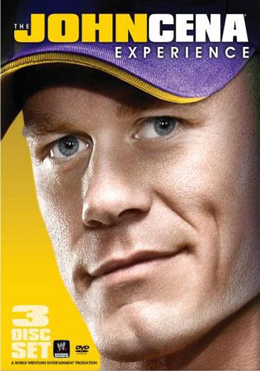 WWE: The John Cena Experience 651191948475