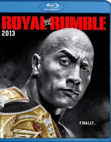 WWE: Royal Rumble 2013 651191951338
