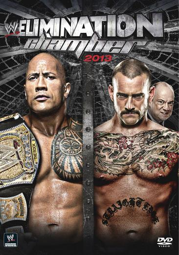 WWE: Elimination Chamber 2013 651191951369