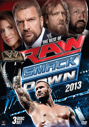 WWE: Best of Raw & Smackdown 2013 651191952540