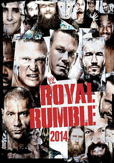 WWE: Royal Rumble 2014 651191952601