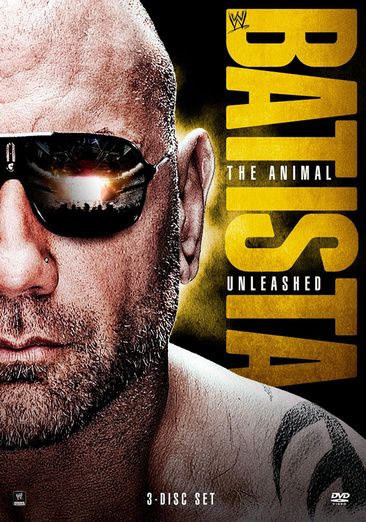 WWE: Batista - The Animal Unleashed 651191953103