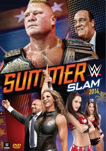 WWE: Summerslam 2014 651191953417