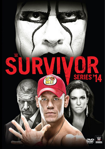 WWE: Survivor Series 2014 651191953806