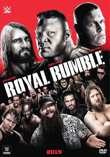 WWE: Royal Rumble 2015 651191953950