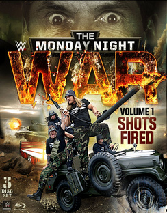 WWE: The Monday Night War Volume 1 - Shots Fired 651191954018