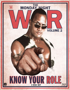 WWE Monday Night War Vol. 2: Know Your Role 651191954247
