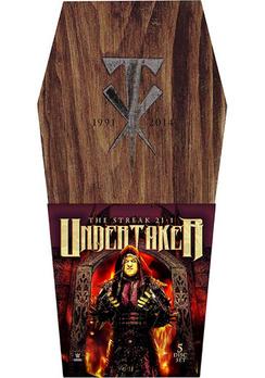 WWE: Undertaker The Streak R.I.P. Edition 21-1 651191954292