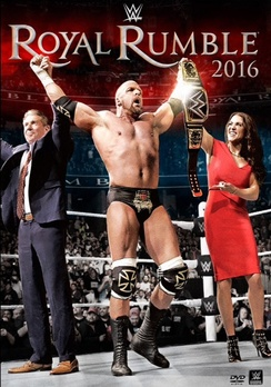 WWE: Royal Rumble 2016 651191954797