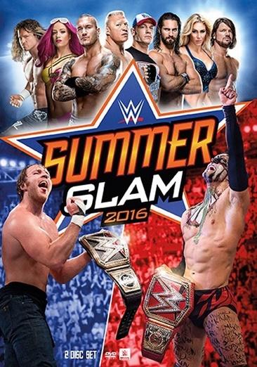 WWE: Summerslam 2016 651191954889