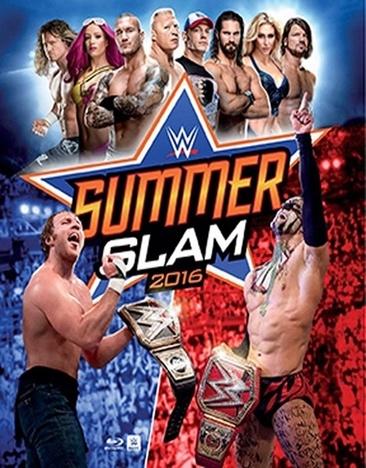 WWE: Summerslam 2016 651191954896