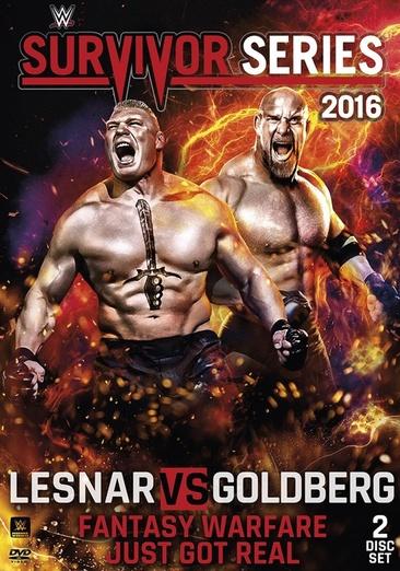 WWE: Survivor Series 2016 651191954926