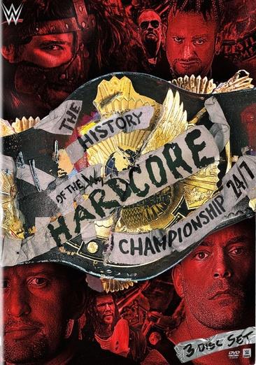 WWE: History of WWE Hardcore Championship 24/7 651191955152
