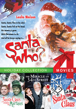 Santa Who? / Santa Claus Conquers the Martians / Santa Claus / Miracle on 34th Street 683904527660