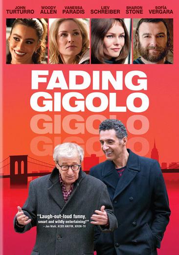 Fading Gigolo 687797154996