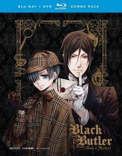 Black Butler: Book Of Murder 704400059346