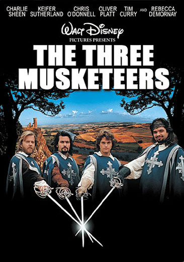 The Three Musketeers 717951003201