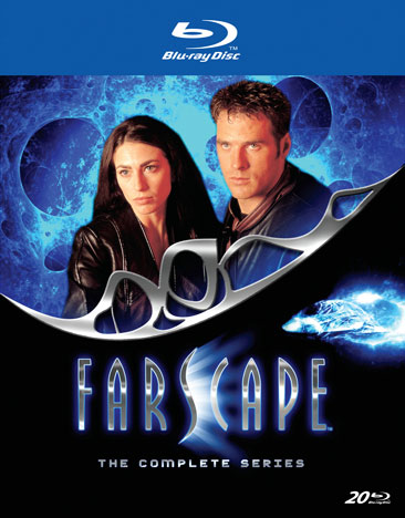 Farscape: The Complete Series 733961256383