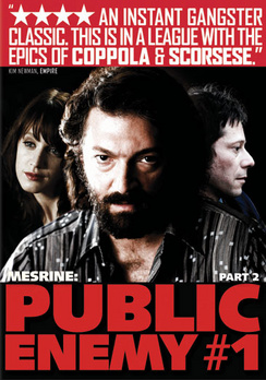 Mesrine: Public Enemy No. 1 736211211453