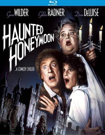 Haunted Honeymoon 738329203283