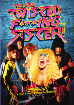 Twisted Sister: We are Twisted F###ing Sister 741360538924