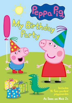 Peppa Pig: My Birthday Party 741952765196