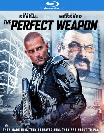 The Perfect Weapon 741952836094