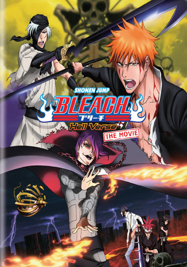 Bleach The Movie: Hell Verse 782009242352