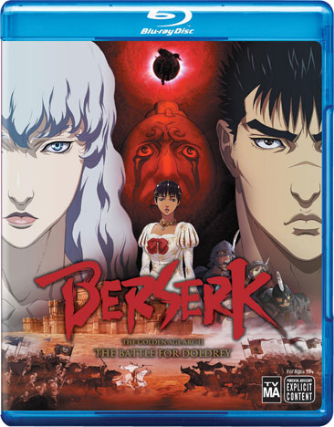 Berserk Golden Age Arc 2: Battle for Doldrey 782009242581