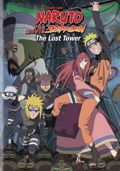 Naruto Shippuden The Movie: The Lost Tower 782009242710