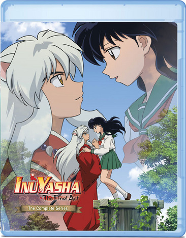 Inuyasha Final Act: The Complete Series 782009243908