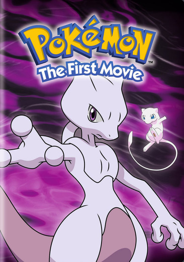 Pokemon: The First Movie - Mewtwo Strikes Back 782009244400