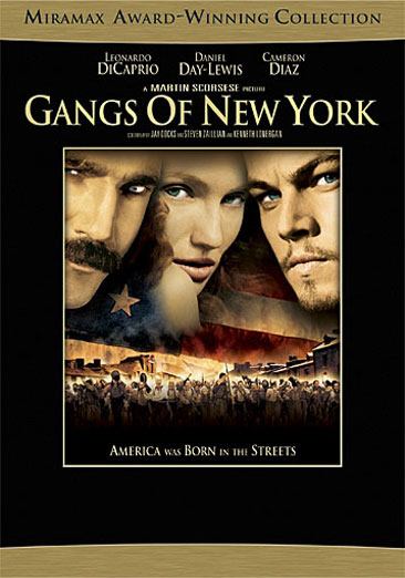 Gangs Of New York 786936165371